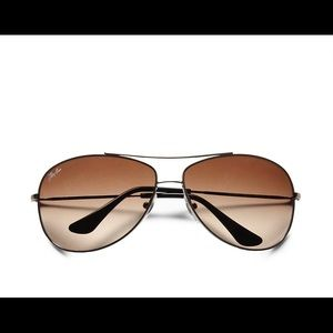 Ray-Ban RB3293 Wrap Women's Aviator Sunglasses